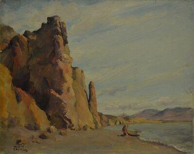 Nikolay Pavlovich Khristolyubov, 'Ánadir, Siberia', 1945