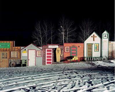 Alec Soth, 'Akeley, Minnesota (2007)', 2020