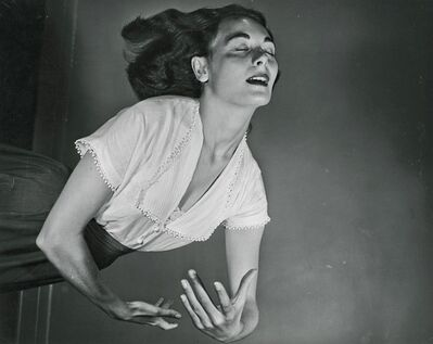 Philippe Halsman, 'Screen Tests for Hollywood Actress Ricki Soma, 3 Portraits ', 1949