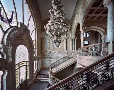 Yves Marchand & Romain Meffre, 'Grand Staircase Casino, Constanta, Romania', 2018