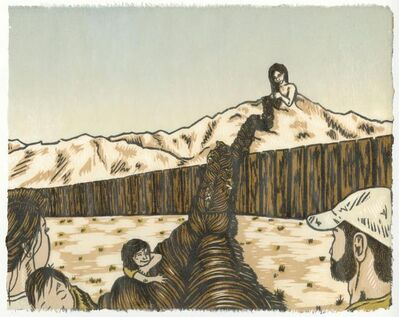 J. Leigh Garcia, 'Vamos', 2017