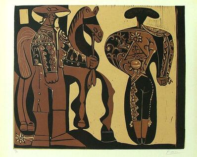 Pablo Picasso, 'Picador et Torero', 1959
