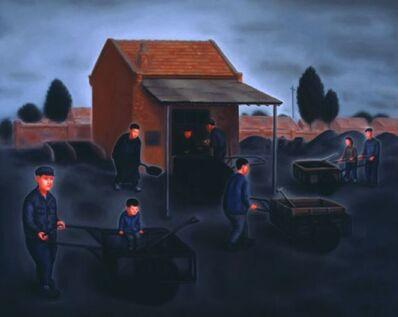 Pan Dehai, 'Coal-mining ', 2012-2013