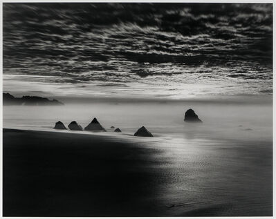 Chip Hooper, 'Triangle Rocks, Garrapata Beach', 1998