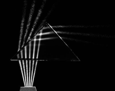 Berenice Abbott, 'Light Through Prism', 1958