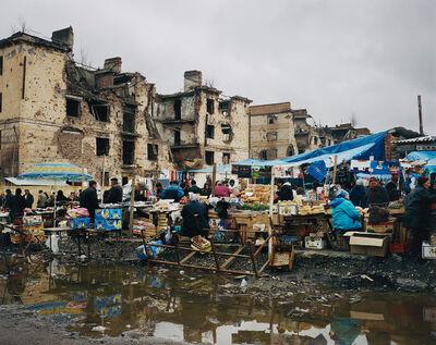 Simon Roberts, 'Outdoor Market, Grozny, Chechnya from Motherland', 2004-2005
