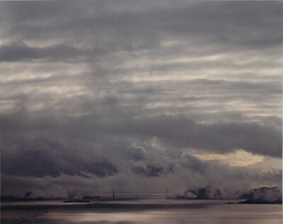 Richard Misrach, '2.21.98 4:46 pm (View From My Front Porch)', 1998