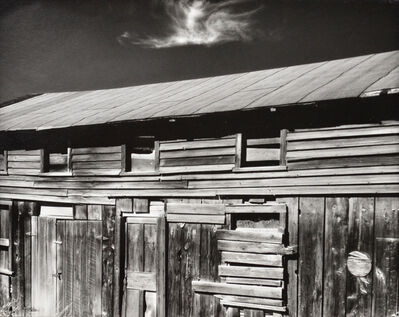 Minor White, 'Sequence 10, Vicinity of Naples, New York', 1955