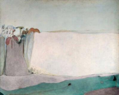 Joy Laville, 'Mujer desnuda con paisaje ', 1972