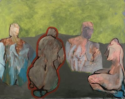 Erika Navas, 'Communication_and_solation ', 2018