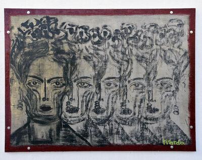 Ricardo Cardenas-Eddy, 'Series Las Caras de Frida II', 2018