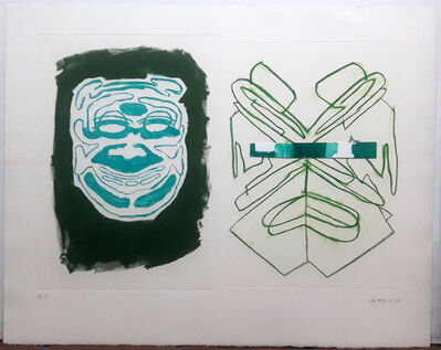 Luis Gordillo, 'Untitled', ca. 2005