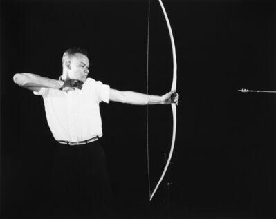Dr. Harold Eugene Edgerton, 'Archer', 1934