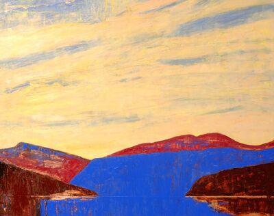Herald Nix, 'Shuswap Lake #3  ', 2020