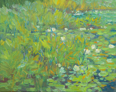 Mike Graves, 'Lily Pads', 2021