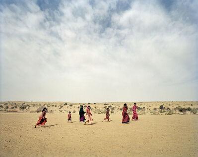 Joakim Eskildsen, 'Langas, près de la frontière avec le Pakistan. Umdrud, Barmer District, Inde, 2003', 2003