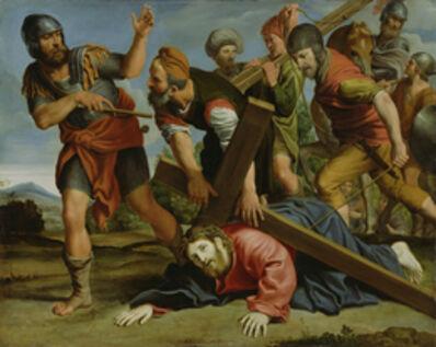 Domenichino, 'The Way to Calvary', 1610