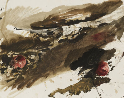 Andrew Wyeth, 'Cider Apples', 1963