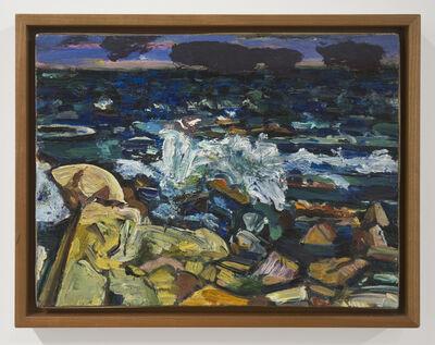 Bernard Chaet, 'Untitled - Sea and Rocks', ca. 1980