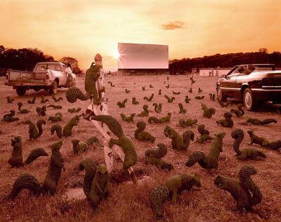 Sandy Skoglund, 'Squirrels at the Drive-in', 1996
