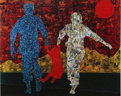 Xue Song 薛松, 'Rising sun 旭日东升', 2008