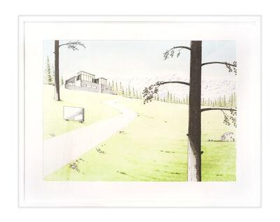 """Todd Francis, '""""VACATION HOME"""" NORTH DAKOTA', 2015"""
