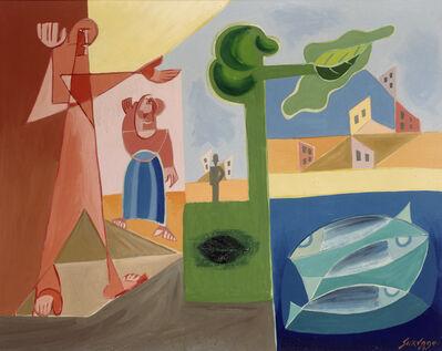 Leopold Survage, 'Les Présences', 1956