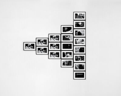 Andrés Ramírez Gaviria, 'Order Is Numbers (Storyboard)', 2015