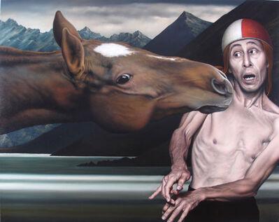 Jorge Santos, 'Jockey', 2010