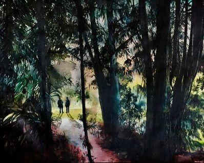 Audrey Anderson, 'Walk Through', 2017
