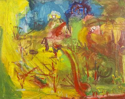 Hans Hofmann, 'Landscape No. 105', 1942