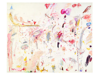 Cy Twombly, 'Untitled', 1961
