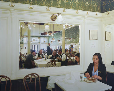 Scott McFarland, 'Staff Meal, Galatoires, Bourbon Street, New Orleans', 2014