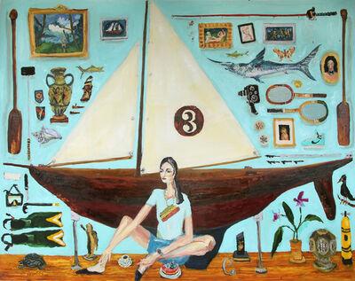 Bradley Wood, 'Boat', 2018