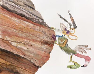 Alfred Steiner, 'Sisyphus', 2013