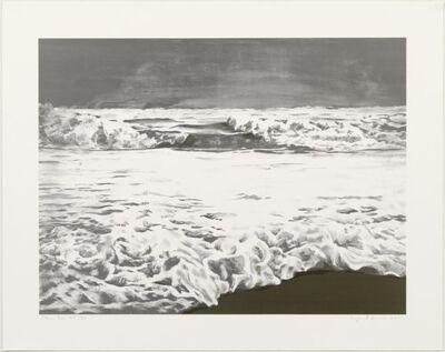 April Gornik, 'Storm sea', 2011