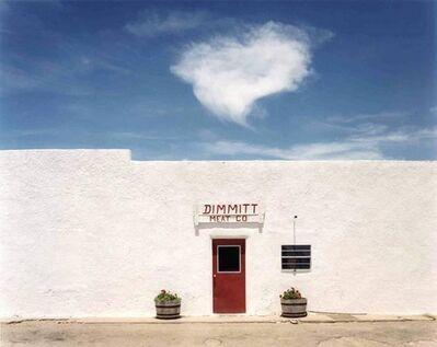 Peter Brown, 'Dimmitt Meat Company, Dimmitt, Texas', 1992