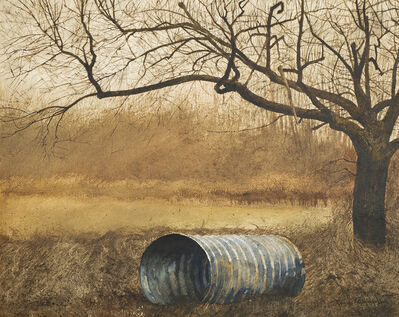 Jamie Wyeth, 'Pipe and Tree', Date Unknown