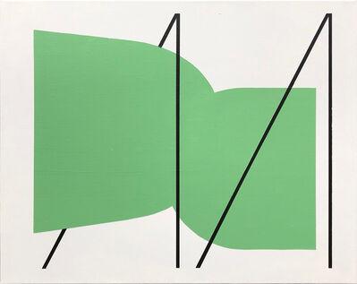 Julian Montague, 'The Green Speaker', 2020
