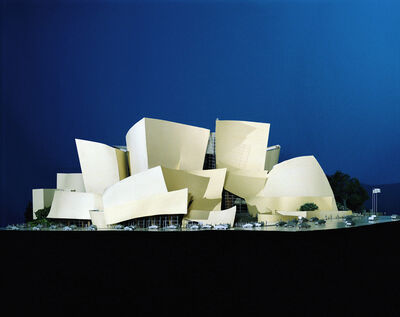 Frank Gehry, 'Walt Disney Concert Hall Project Model, Los Angeles, California', 1989-2003