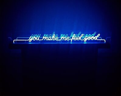 Zoe Grace, 'You Make Me Feel Good', 2015