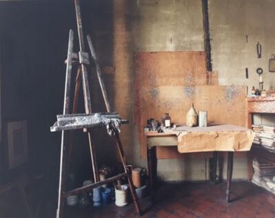Luigi Ghirri, 'Atelier Morandi, Bologna vie Fondazze,  1989-90, Série Atelier Morandi', 1992