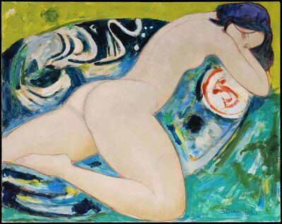 Alain Bonnefoit, 'Melancholy', 1978