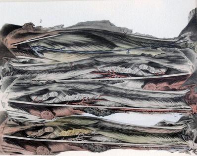 Maria Garcia Ibañez, 'No.6 Sleeping Landscape - Legs', 2012