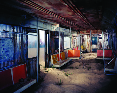Lori Nix and Kathleen Gerber, 'Subway', 2012