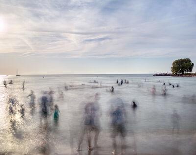Matthew Pillsbury, 'Edgewater Beach #3, Cleveland (TV17020)', 2017
