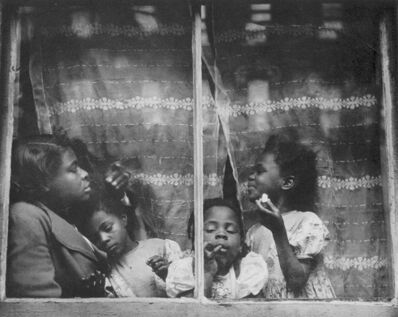 Morris Engel, 'Rebecca, Harlem', 1947