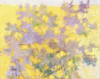 Wolf Kahn, 'Foliage 2', 2004