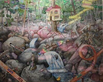 Hiro Sakaguchi, 'Lost in Wood', 2018
