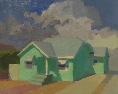 Carolyn Lord, 'Bungalow in Mint Condition', 2015